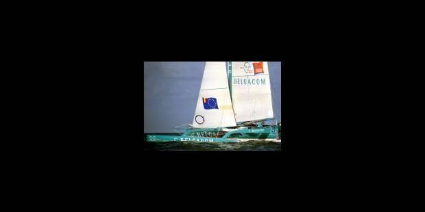 Trente-trois voiliers en route vers Bahia - La Libre