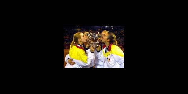 Novembre : la Belgique remportera-t-elle une nouvelle Fed Cup ? - La Libre