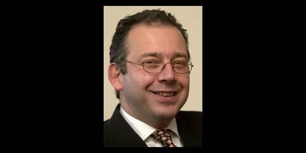 Jean-Paul Philippot administrateur général de la RTBF - La Libre