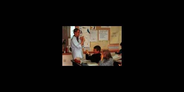 Les enseignants `fonctionnaires de toutes les tâches´ - La Libre