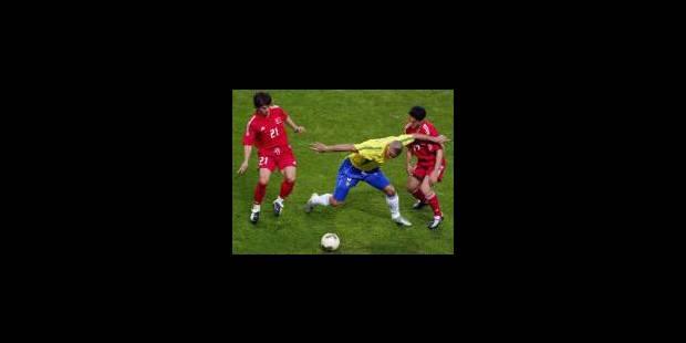 Ronaldinho veut faire gagner le Brésil - La Libre