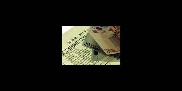 Polémique sur les salaires - La Libre