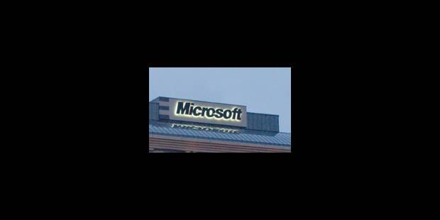 Une nouvelle plainte antitrust contre Microsoft - La Libre