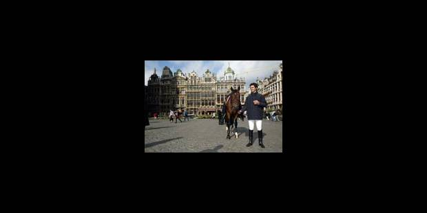 Bruxelles retrouve son jumping international - La Libre