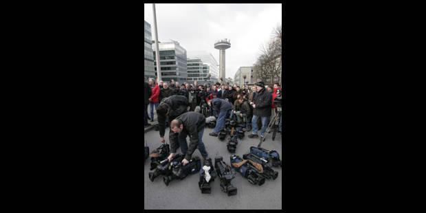 RTBF: suspension de la grève - La Libre