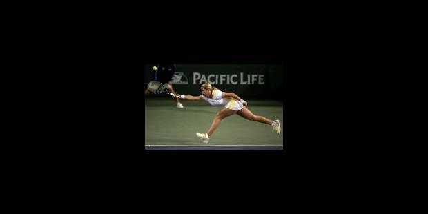 Clijsters se qualifie pour les huitièmes - La Libre