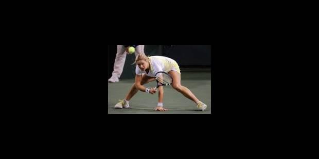 Kim Clijsters se fait plaisir - La Libre