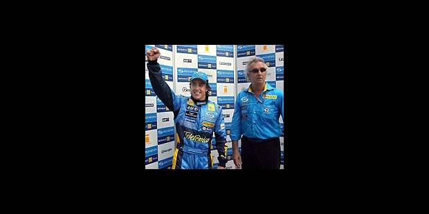 Alonso, Renault, Flavio, bravo! - La Libre