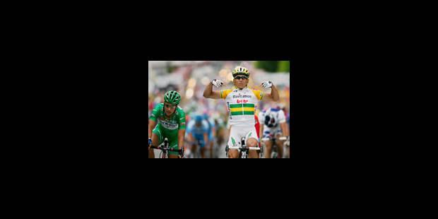 McEwen devant Boonen - La Libre