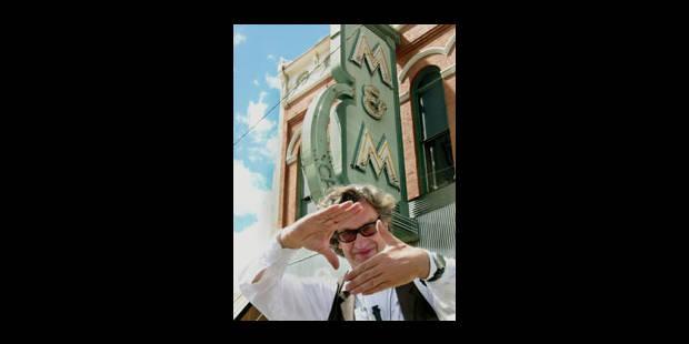 Wim Wenders dans la rétro - La Libre