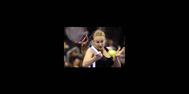 Mary Pierce bat Kim Clijsters - La Libre