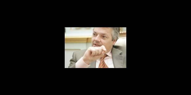 Le ministre des Finances propose un filtre pour les managers louches - La Libre