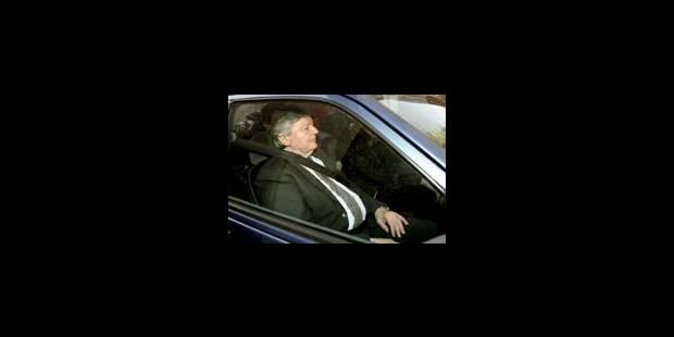 Michel Nihoul a quitté la prison de Saint-Gilles - La Libre