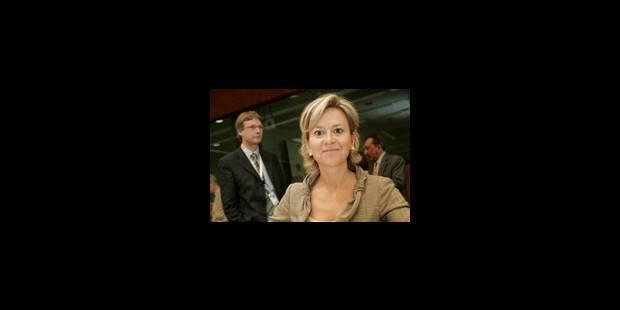 Geneviève Tuts, la voix de la Belgique - La Libre