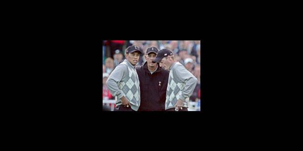 Le grand défi de Tiger Woods - La Libre
