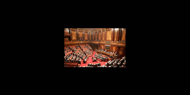 Prodi a démissionné - La Libre