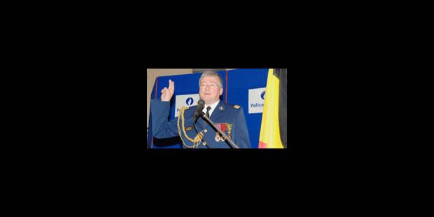 Fernand Koekelberg, nouveau commissaire général - La Libre