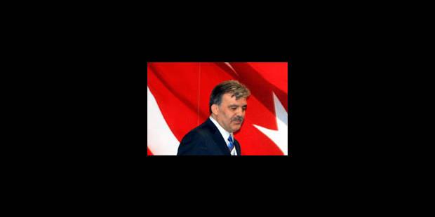 Gül gagne le premier tour sans être élu - La Libre