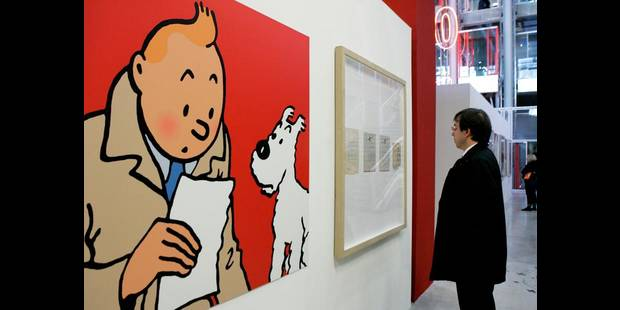Spielberg et Jackson pour Tintin - La Libre