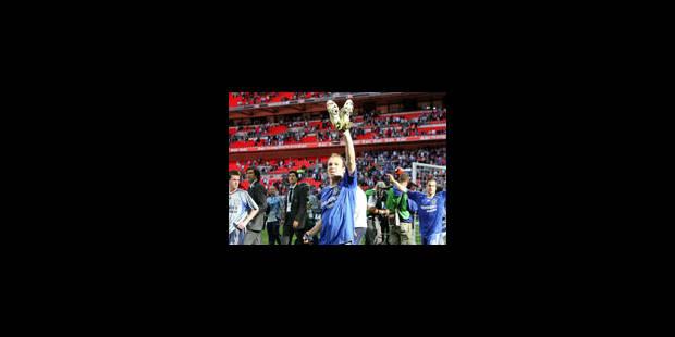 Wembley sourit à Chelsea - La Libre