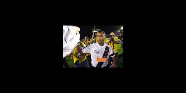Comme Pelé, Romario droit dans le mille - La Libre