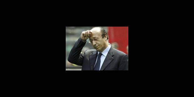 Scandale du Calcio - La Libre