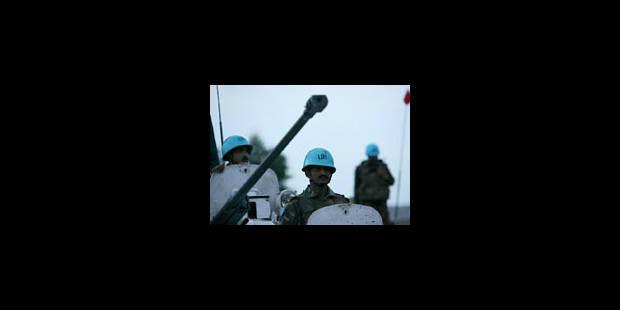 Les casques bleus aidaient les FDLR - La Libre