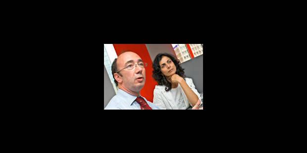 Arena et Demotte répondent à Reynders - La Libre
