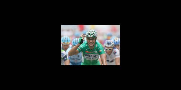 Tom Boonen ne sera pas en Allemagne - La Libre