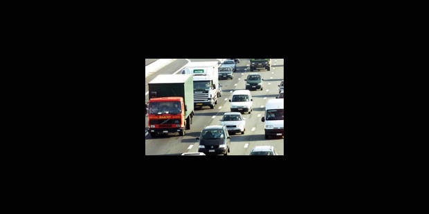 Les routiers dans le collimateur - La Libre