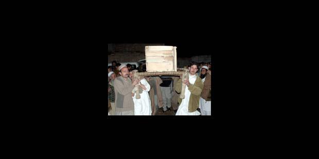 25 morts dans un attentat suicide - La Libre