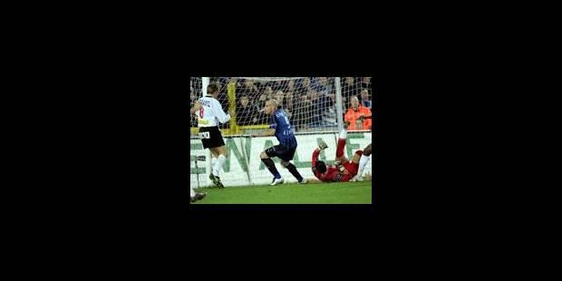 Le FC Brugeois bat le Brussels 1-0 - La Libre