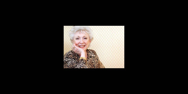 """Jacqueline Bir dit """"au revoir"""" aux planches - La Libre"""