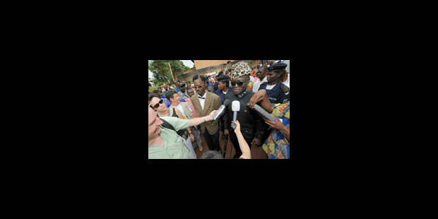 Congo : silence, on pacifie ! - La Libre
