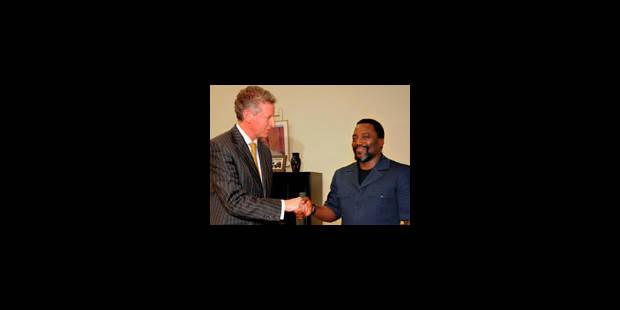 Kinshasa rappelle son ambassadeur à Bruxelles - La Libre