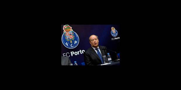 Le FC Porto exclu de la Ligue des Champions - La Libre