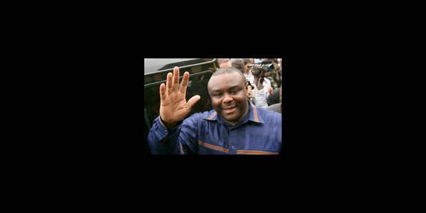 Les comptes du sénateur Bemba bloqués - La Libre