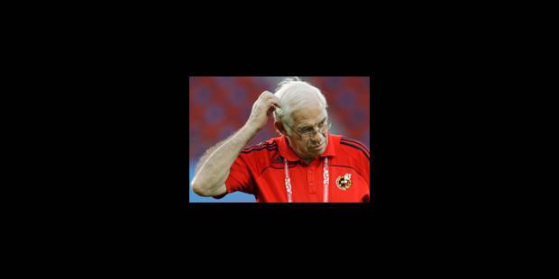 Aragones-Löw, deux entraîneurs, deux styles - La Libre