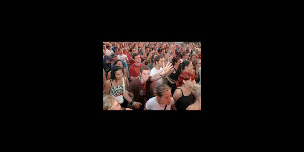 14.000 festivaliers au premier jour des Ardentes - La Libre