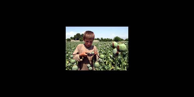 De l'opium à l'héroïne, un long voyage - La Libre