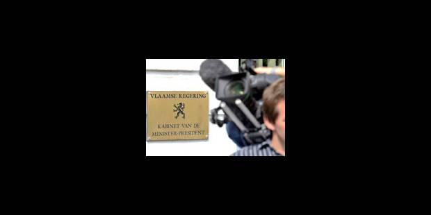 Le gouvernement flamand se réunit mardi - La Libre