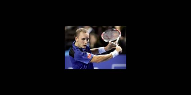 Steve Darcis battu en finale par Montanes - La Libre