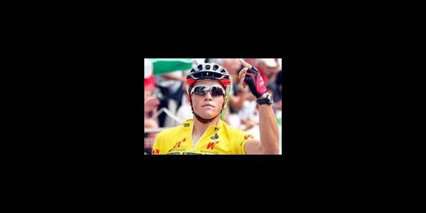 La 3e étape au sprint pour Van Avermaet - La Libre