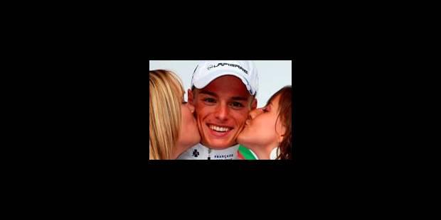 Succès de Meersman lors de la 4e étape - La Libre