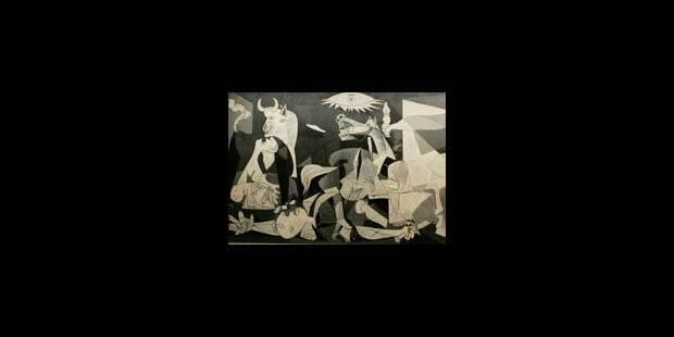 """Guernica"", ou les horreurs de la barbarie - La Libre"