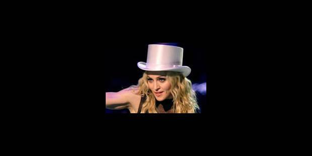 Madonna se moque de McCain et Mugabe - La Libre