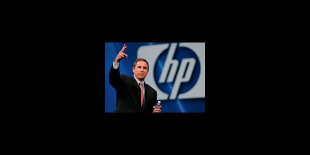 HP licencie: les plans pour la Belgique connus le 25 septembre - La Libre