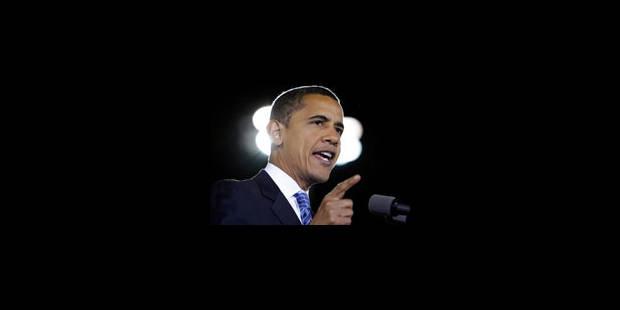 Le discours inaugural d'Obama est-il déjà écrit? - La Libre