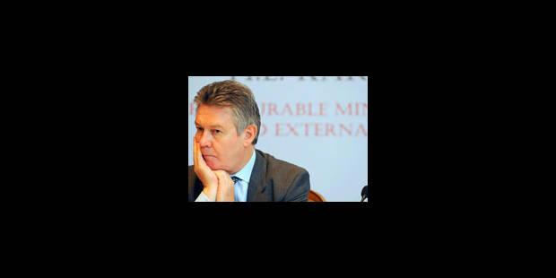 De Gucht: normaliser avec Kinshasa sans se mettre à genoux - La Libre