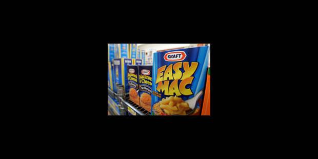 Kraft Foods supprime 64 emplois - La Libre